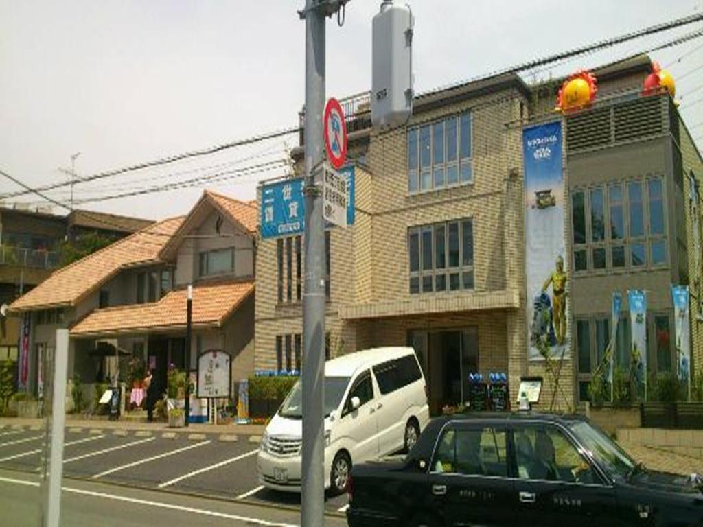 駒沢公園ハウジングギャラリーステージ1